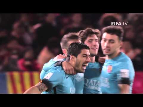 Highlights: Barcelona vs Guangzhou Evergrande – FIFA Club World Cup Japan 2015