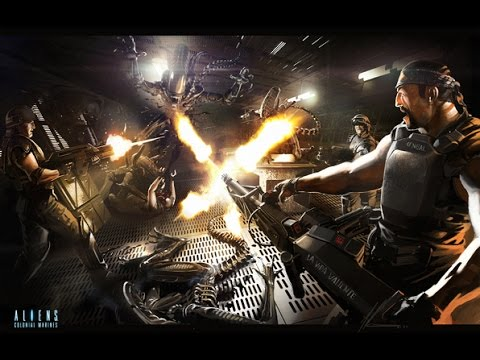 Aliens: Colonial Marines - Battle for Sulaco - Ultimate Badass Difficulty