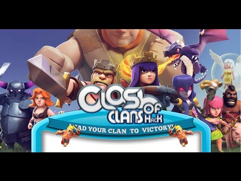 Clash of clans csv hack  2017(with encrypt or decrypt file)