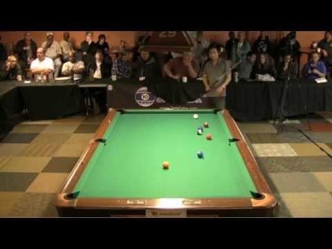 Scott Frost vs Alex Pagulayan - 1 Pocket Finals