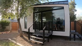Phoenix Couple Gets Complaints About Short-term Renting Their Tiny Home