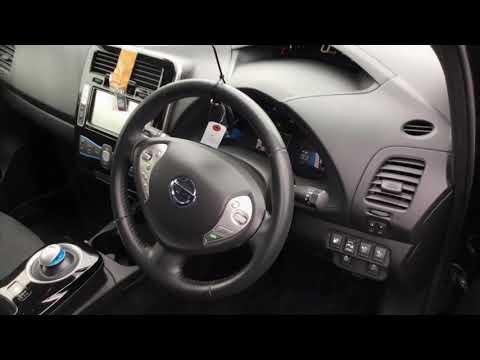 видео: Доставка  и таможня Nissan Leaf.