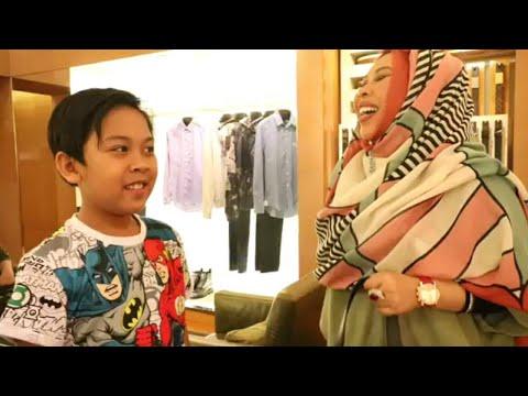 """Datuk Seri Vida gelak besar bila Kacak pecah rahsia kata """"mama macam la pergi pasar"""""""