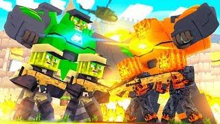 Die TITAN ROBOTER sind FREI?! - Minecraft NEXUS (Finale)
