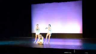 """""""Turn To Stone"""" - Stonehill College Dance Co. 2013 Spring Performance"""