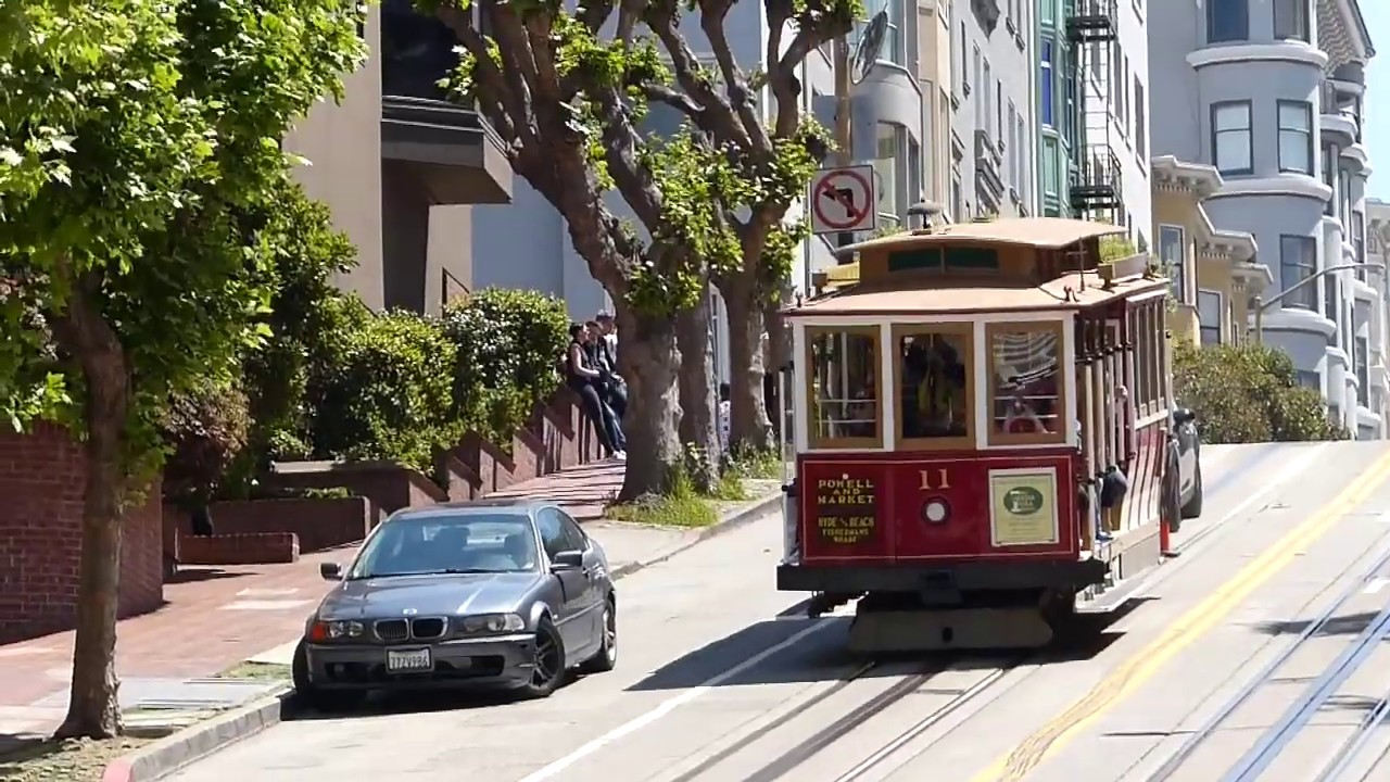 San Francisco Excursions Using Public Transit - Roving Vails