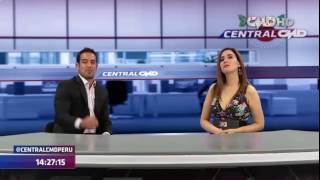 Central CMD: Despedida de Óscar del Portal y Carola Román