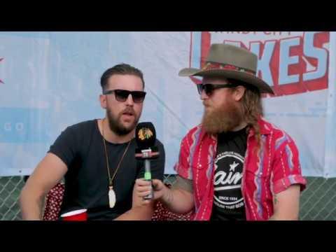Adam Burish chats with Brothers Osborne