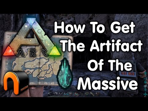 Ark The Artifact of the Massive