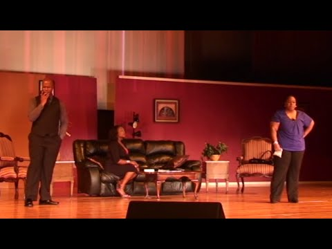 """A Taste Of Theater - Featuring Karlton Clay's play """"A Woman's Worth"""""""