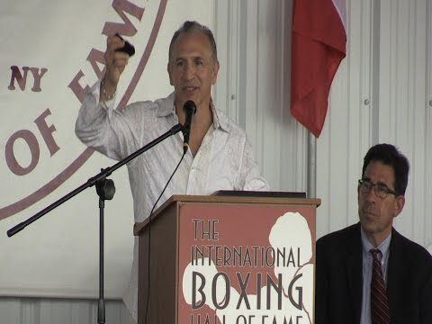 2015 International Boxing Hall of Fame Induction Highlights