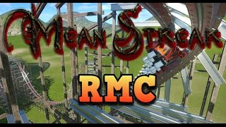 mean streak rmc   planet coaster creation