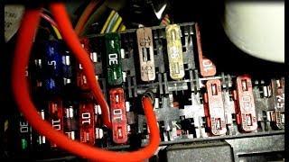видео Ключ зажигания уаз. Ключ замка зажигания УАЗ (пластиковые кнопки) ИТЭЛМА