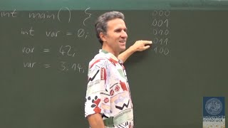 Einführung in die Programmierung II - Justus Piater (WS 2014/15)
