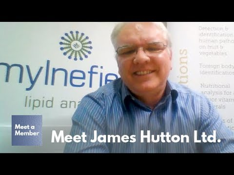 Meet James Hutton Ltd.