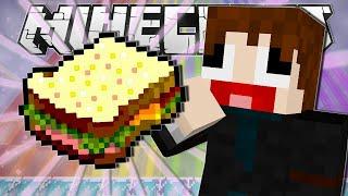Minecraft   GREATEST BACON SANDWICH!!    Count Okytmas' Mansion Custom Map #2