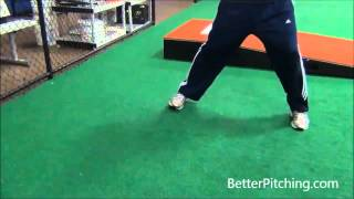 Youth Pitching Tips: Setting Your Feet Well Before You Throw
