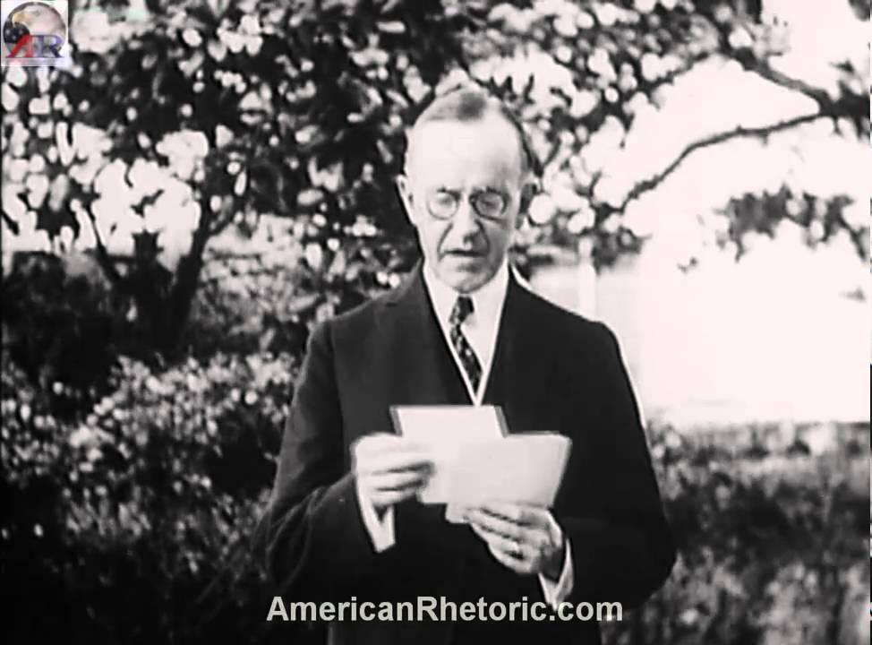 Online Speech Bank - American Rhetoric