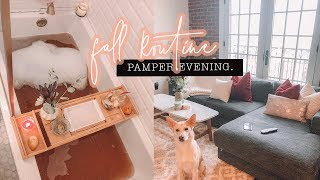 FALL Pamper Routine 2018 | Antonnette