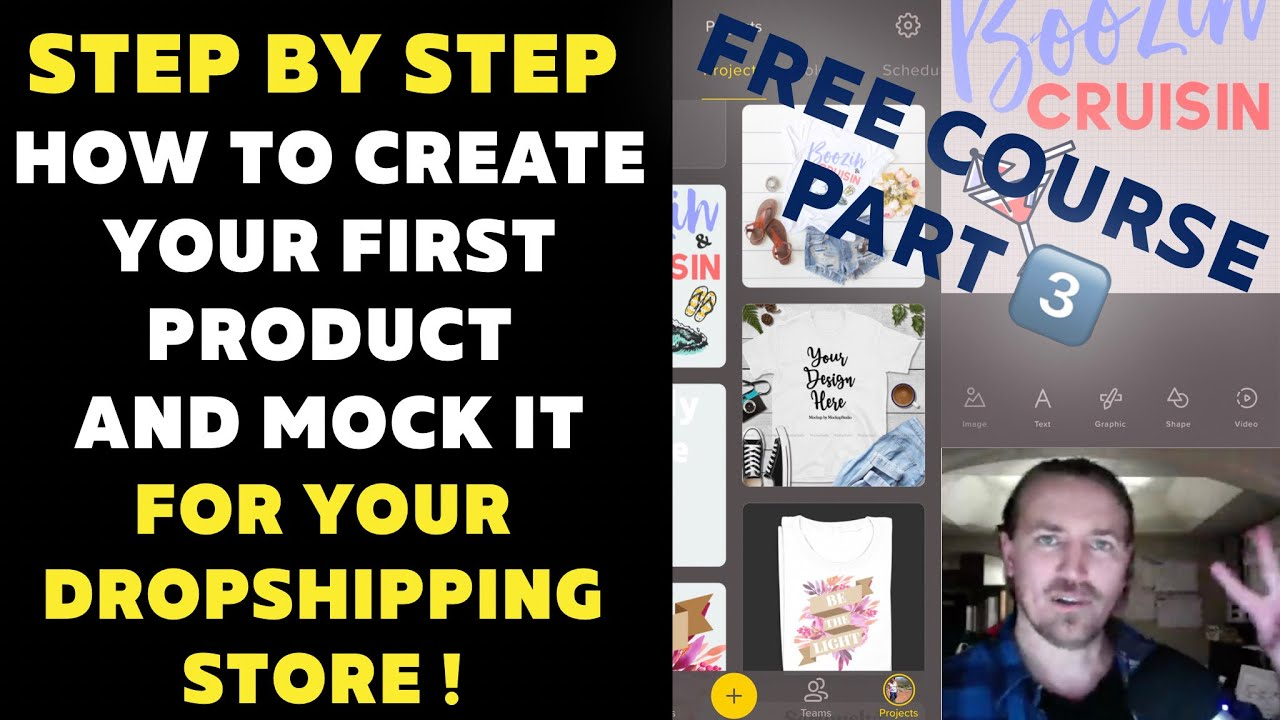 HOW TO CREATE YOUR FIRST DESIGN - HOW TO SELL ON ETSY