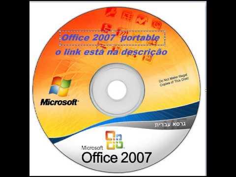 microsoft office 2007 portable rar