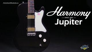 Harmony Jupiter Electric Guitar - AmericanMusical.com