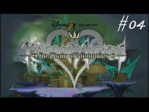 Let's Play Kingdom Hearts Re: Chain of Memories #04 Ein Herz erinnert sich für alle
