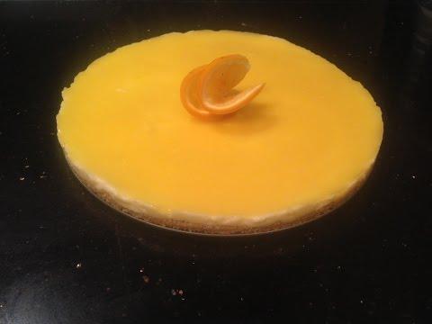 gâteau-facile-à-l'orange-et-à-la-crème-patissière
