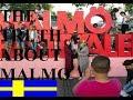 American Tells TRUTH About Malmo Sweden 2019  Malmofestivalen