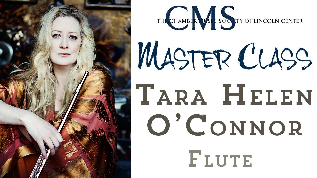 Master Class with Tara Helen O'Connor