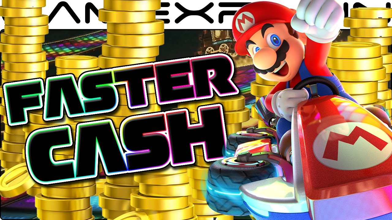 We Lied! Mario Kart 8 Deluxe Has An Even FASTER Way to Earn Coins (10 Coins in 20 Secs!)