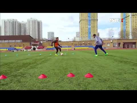 Young Cristiano Ronaldo(Young Ronaldo vs Gilberto Silva)