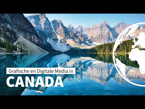 Discover the world : Grafische en digitale media