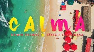 Kewin Cosmos , Ataca & La Alemana - Calma ( Bachata Version ) 2019