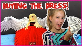 Buying The Best Dress!