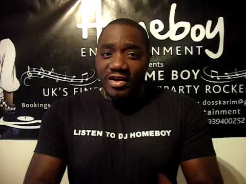 DJ HOMEBOY PROMO VIDEO FOR ALL WHITE BBQ PARTY