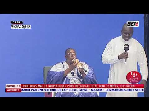 Aziz NDIAYE orffre en direct