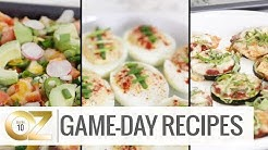 3 Game-Day Snack Recipes