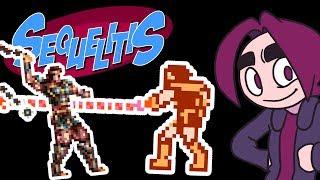 Repeat youtube video Sequelitis - Super Castlevania 4