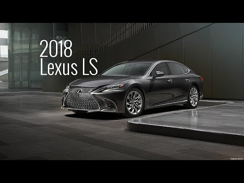 Behind The Scenes 2018 Lexus LS 500 / LS 500h In Depth Review
