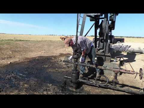 Oil Well Producing