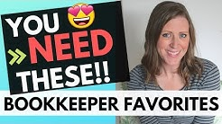 Bookkeeper favorites! Best payroll service for small business (& more!)