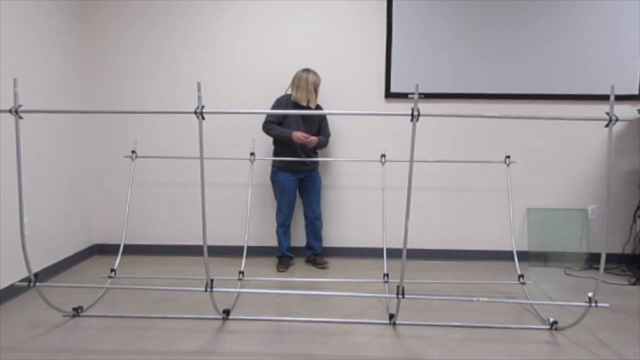 Building a Walk Through Structure With wEZ Clips and 1/2