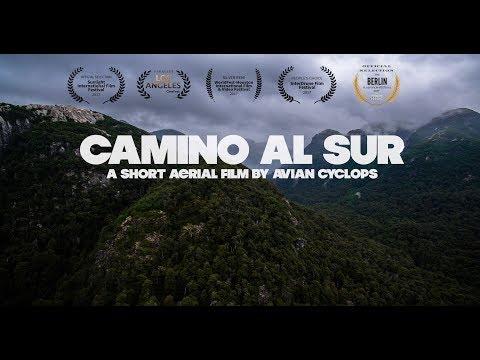 Camino Al Sur - A Short Aerial Film by Avian Cyclops - 4K Patagonia - Drone
