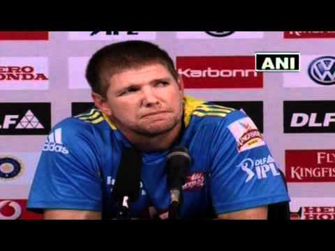 56th match - Chennai Super Kings v Delhi Daredevils Post - Delhi