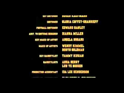 Rudy [ Movie End Credits ]