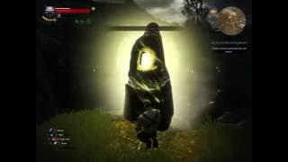 Witcher (Ведьмак) 3 1.22 - досрочное проникновение на Лысую гору (сбор места силы там)