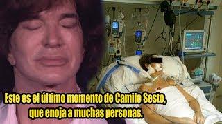 ¡Insólito! Este es el último momento de Camilo Sesto, que enoja a muchas personas