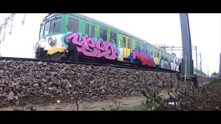 Graffiti Chases 1