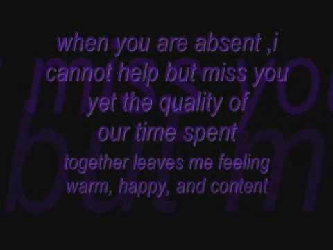 Friendship Poem